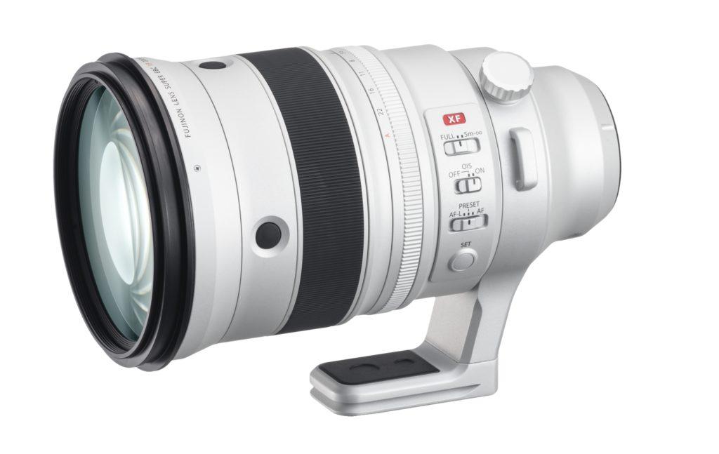 Objetivo Fujinon 200 mm f2