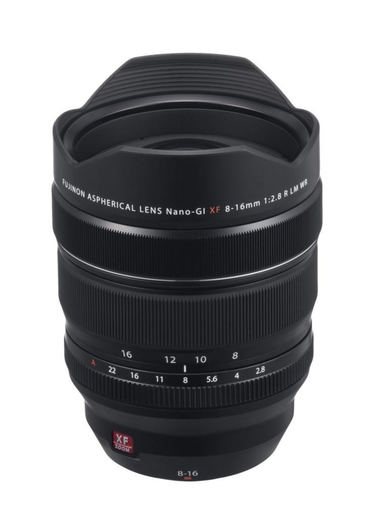 Fujinon XF8-16mmF2.8
