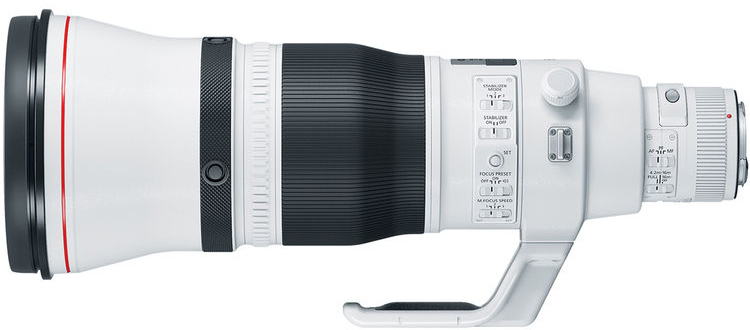 comprar Canon 600mm f4