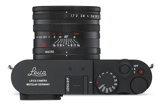 Precio Leica Q P