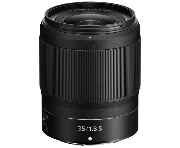 comprar Nikon Z 35mm f1.8