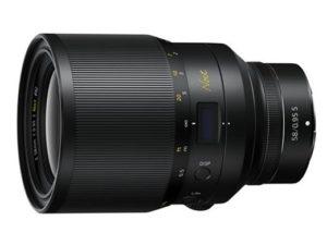 comprar Nikon Z 58mm f0.95