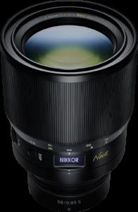 Nikon Z 58mm f0.95
