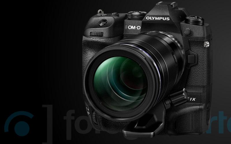 Olympus EM1 X