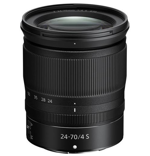 comprar Nikon Z 24-70 mm f4