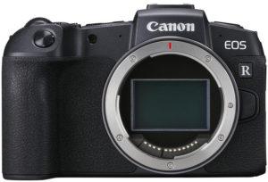 reservar Canon EOS RP