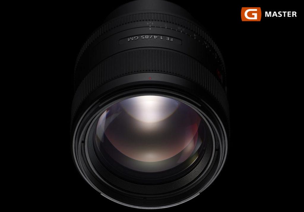 Objetivo Sony G Master