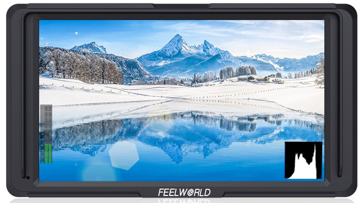 comprar FeelWorld F5