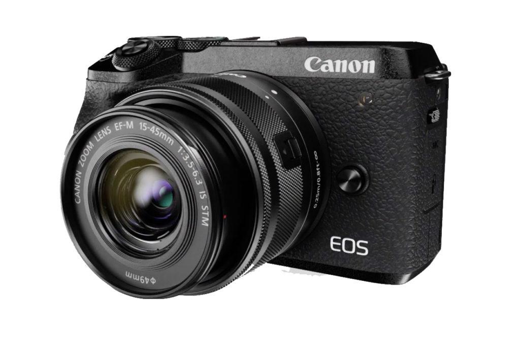 Comprar EOS M6 Mark II