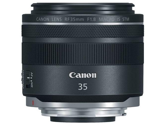 compra objetivo canon rf 35mm