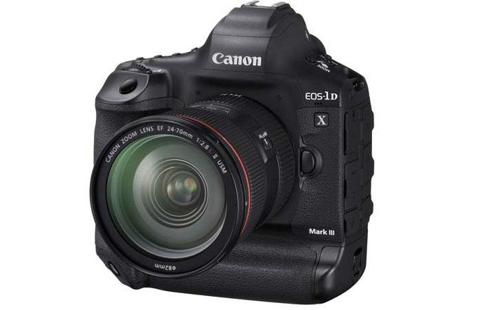 Precio Canon 1DX III