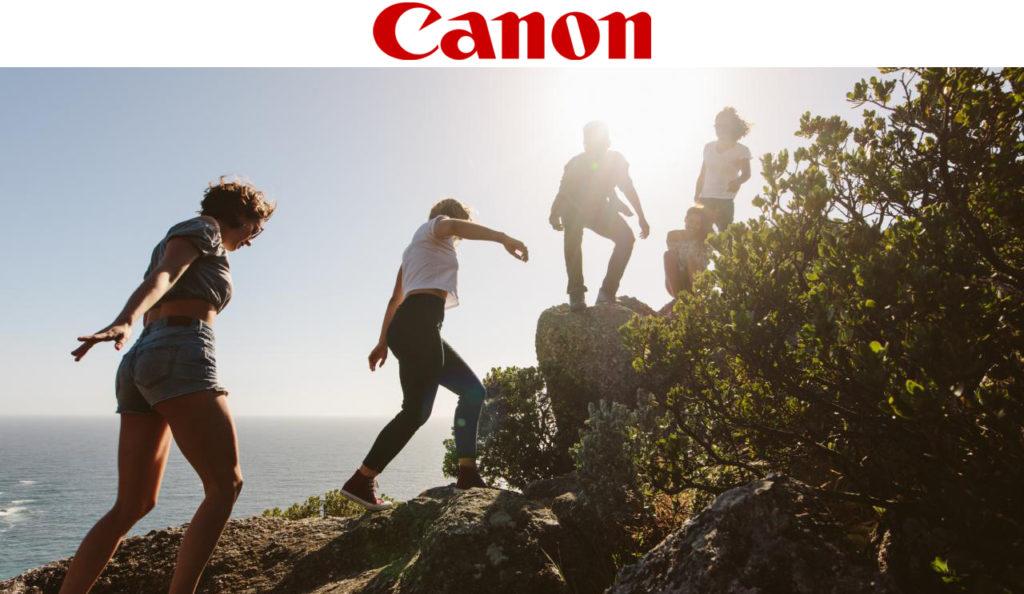 Promociones Estudiantes Canon