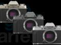 cámara fuji Xt200
