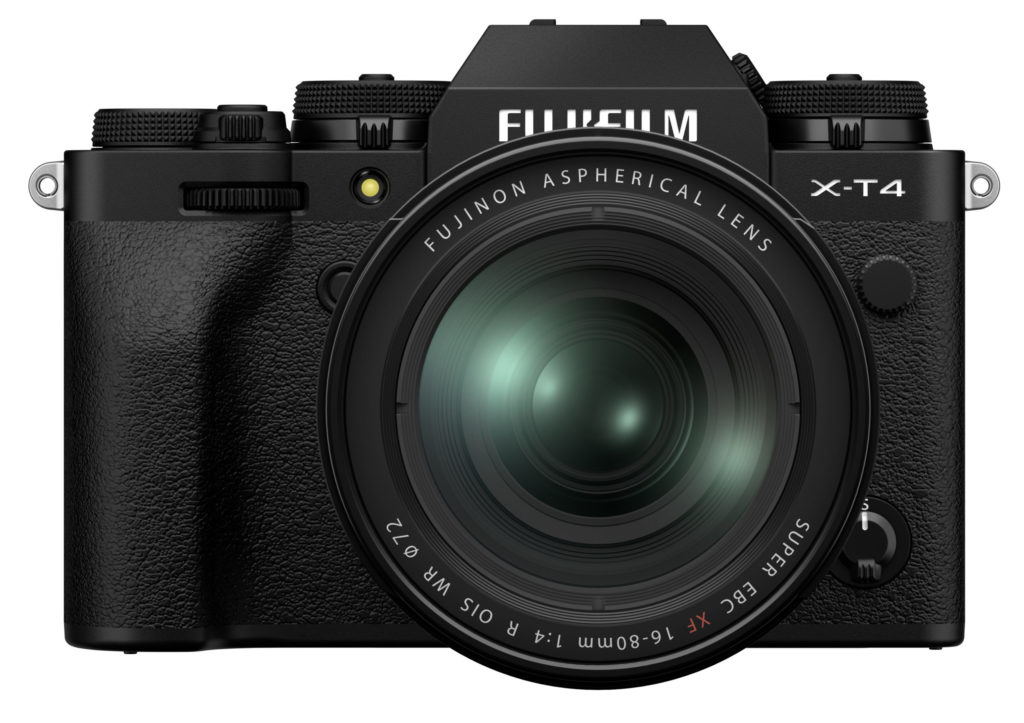 comprar Fuji XT4