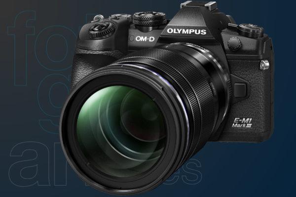 Olympus OMD EM1 III