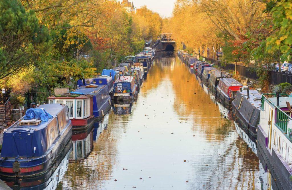 8 lugares del mundo para fotografiar en otoño