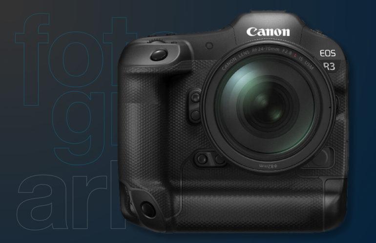 canon eos R3